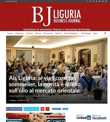 Ais Liguria: al via i corsi per sommelier, la novità è quello sull'olio al mercato orientale