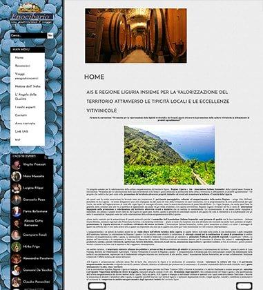 Aid e regione Liguria per la valorizzazione del territorio attraverso le tipicità locali e le eccellenze vitivinicole